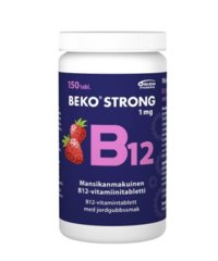 BEKO STRONG B12 1MG 150 PURUTABL