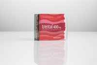 TRENTAL 400 mg depottabl 100 fol