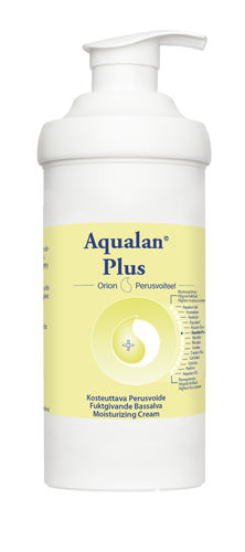 AQUALAN PLUS emulsiovoide 500 g